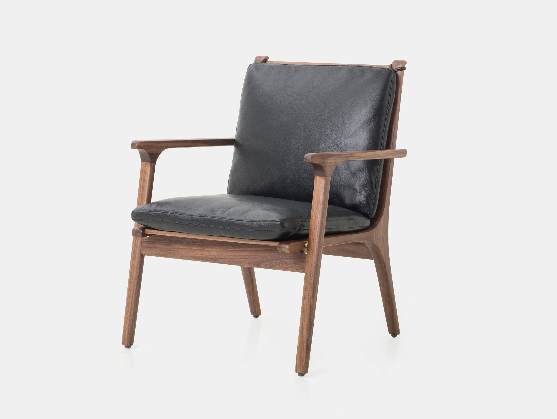Stellar Works Ren Lounge Chair Space Copenhagen