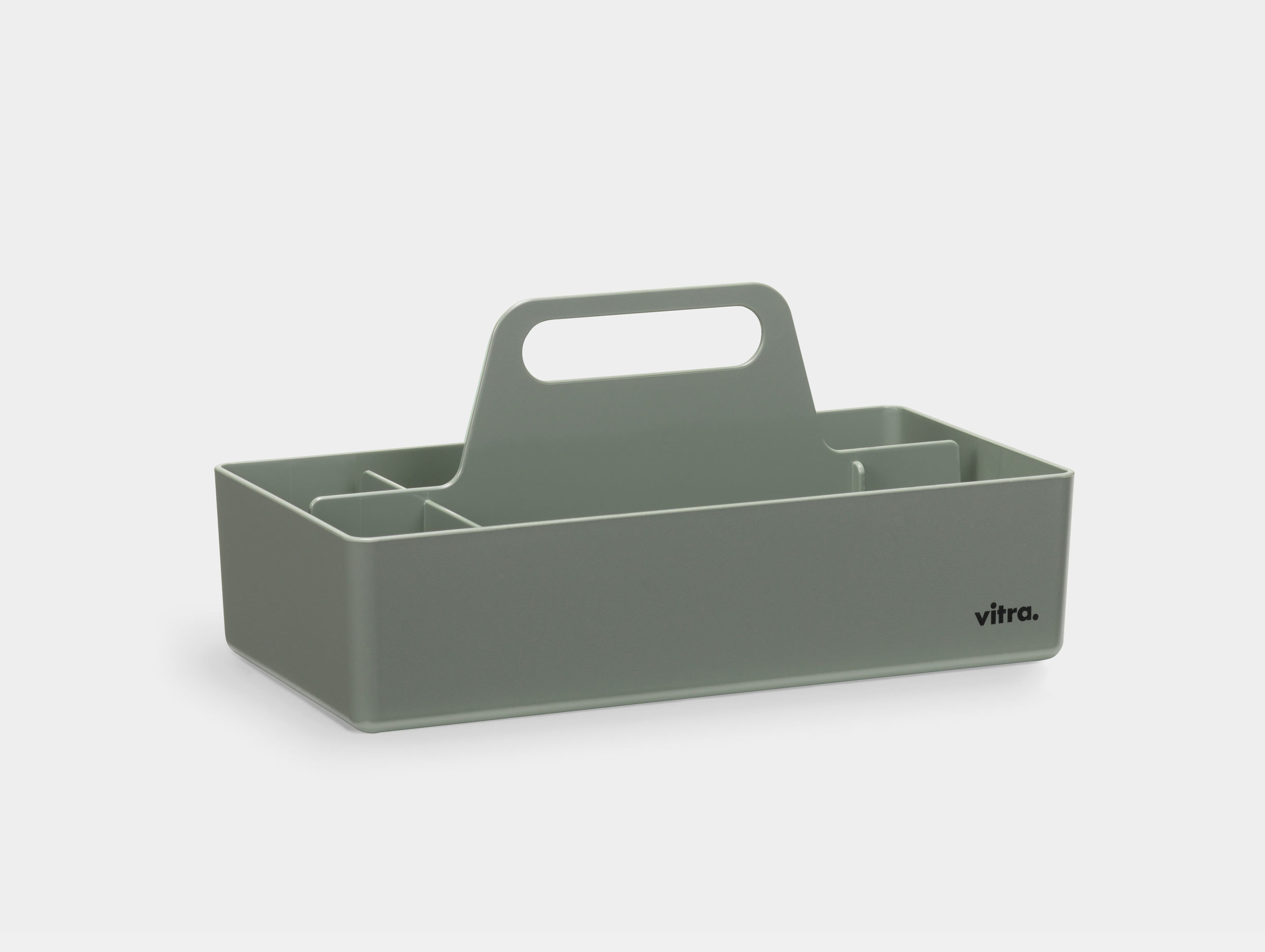 Vitra Toolbox Moss Grey Arik Levy