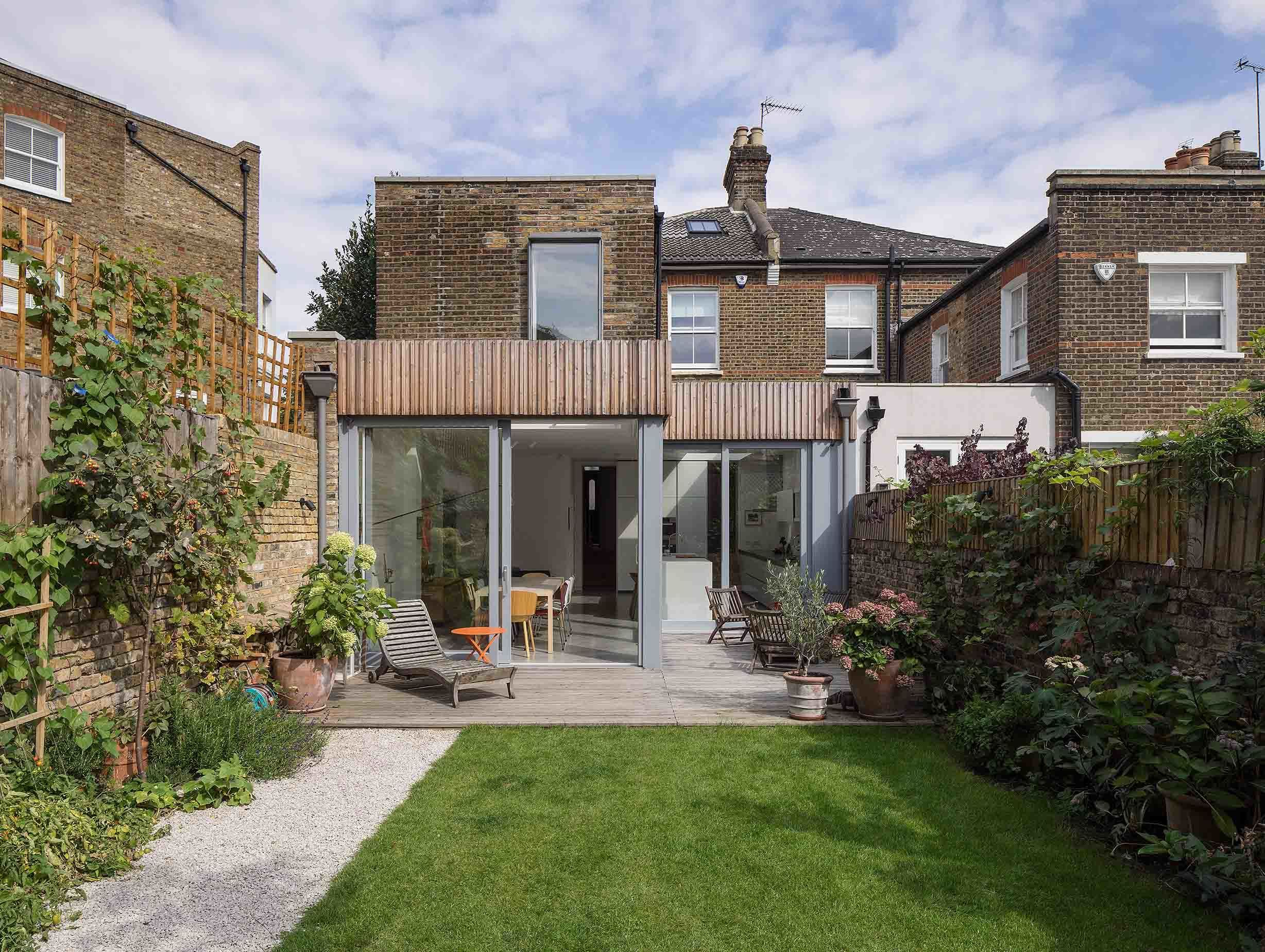 Haptic Architects Highlever Road House Conversion 2