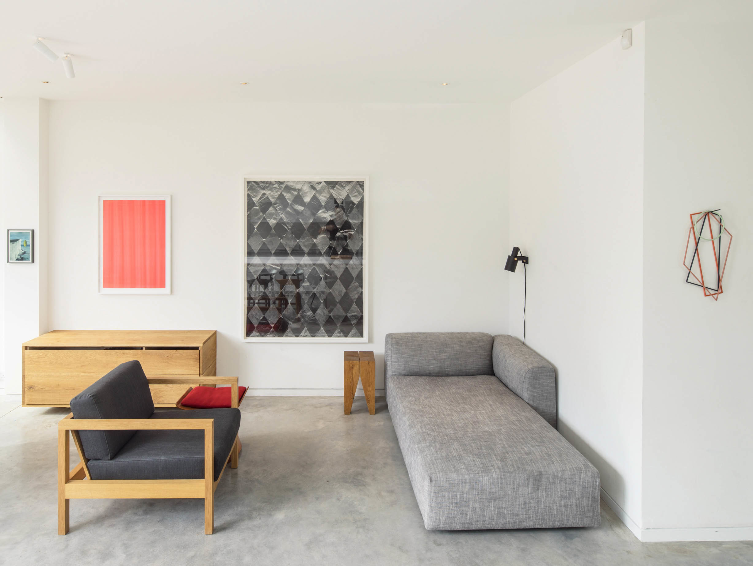 Haptic Architects Highlever Road House Conversion