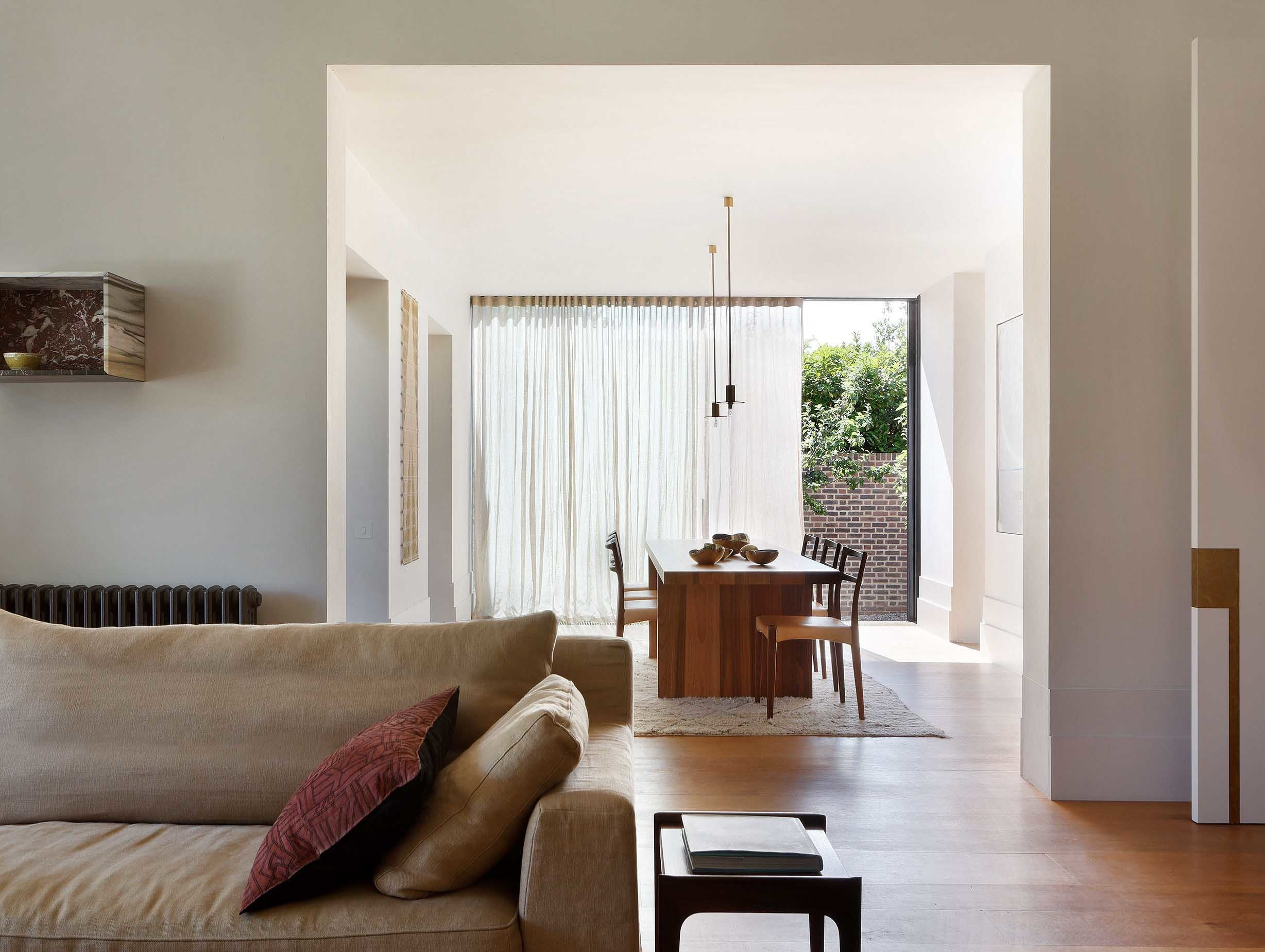 William Smalley London Woodland House 5