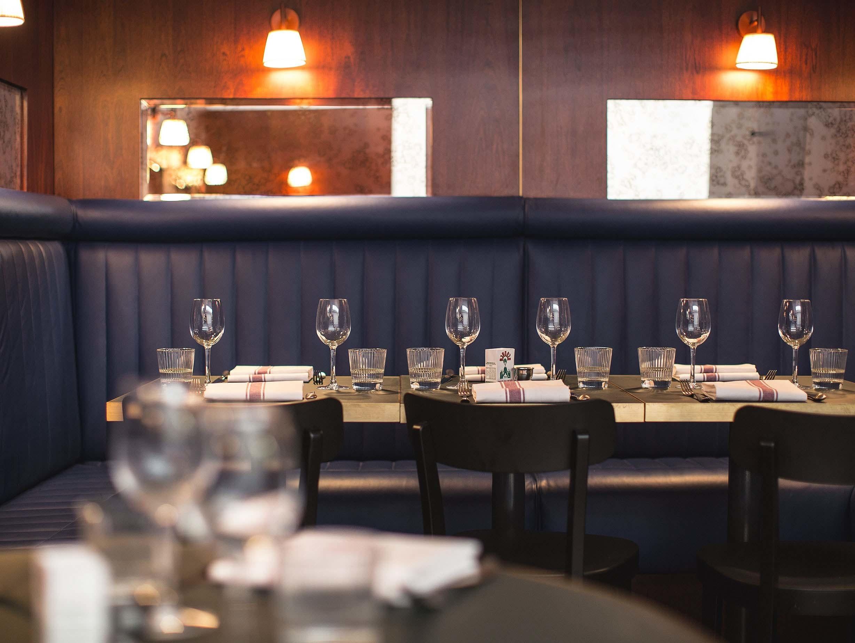 Palomar Restaurant Interior 2