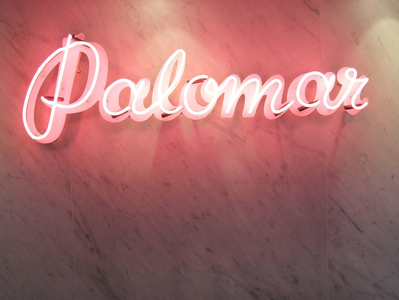Palomar Restaurant Interior 7