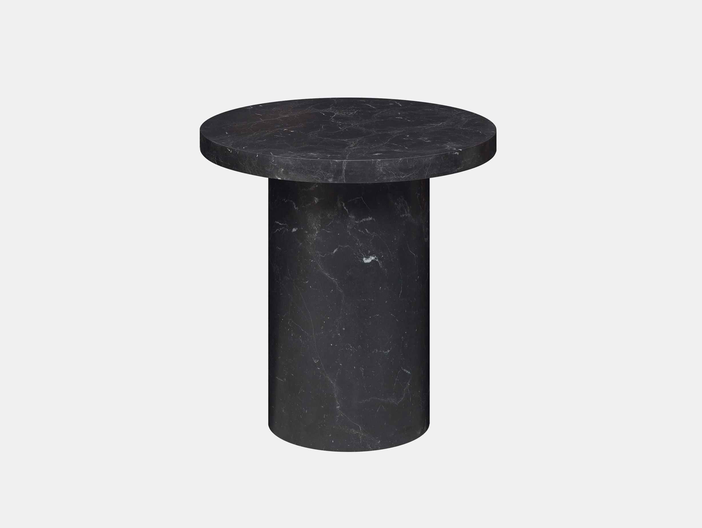 E15 Enoki Migoto Side Table Black Philipp Mainzer