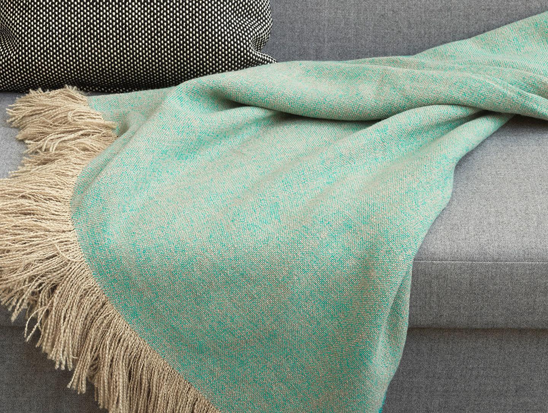E15 Estiva Blanket Emerald