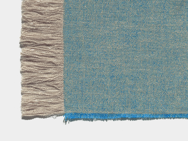 E15 Estiva Blanket Sapphire Detail