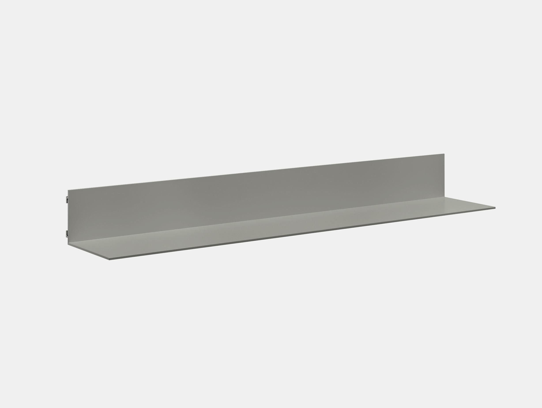 E15 Profil Shelf Silk Grey Jorg Schellmann