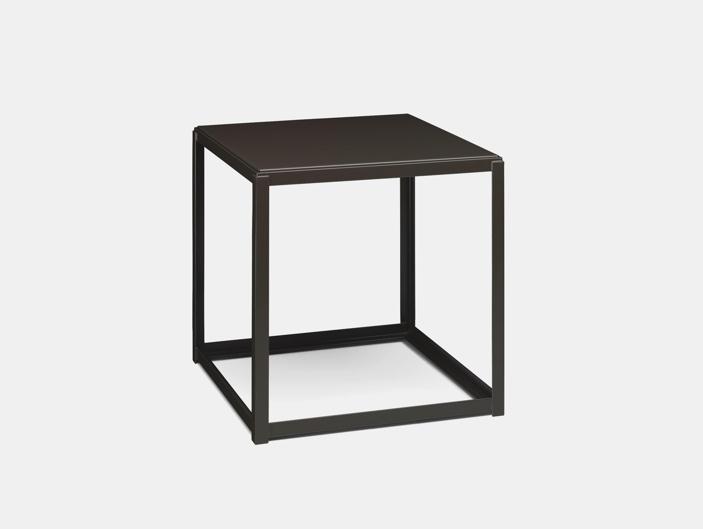 E15 Forty Forty Side Table Black Ferdinand Kramer