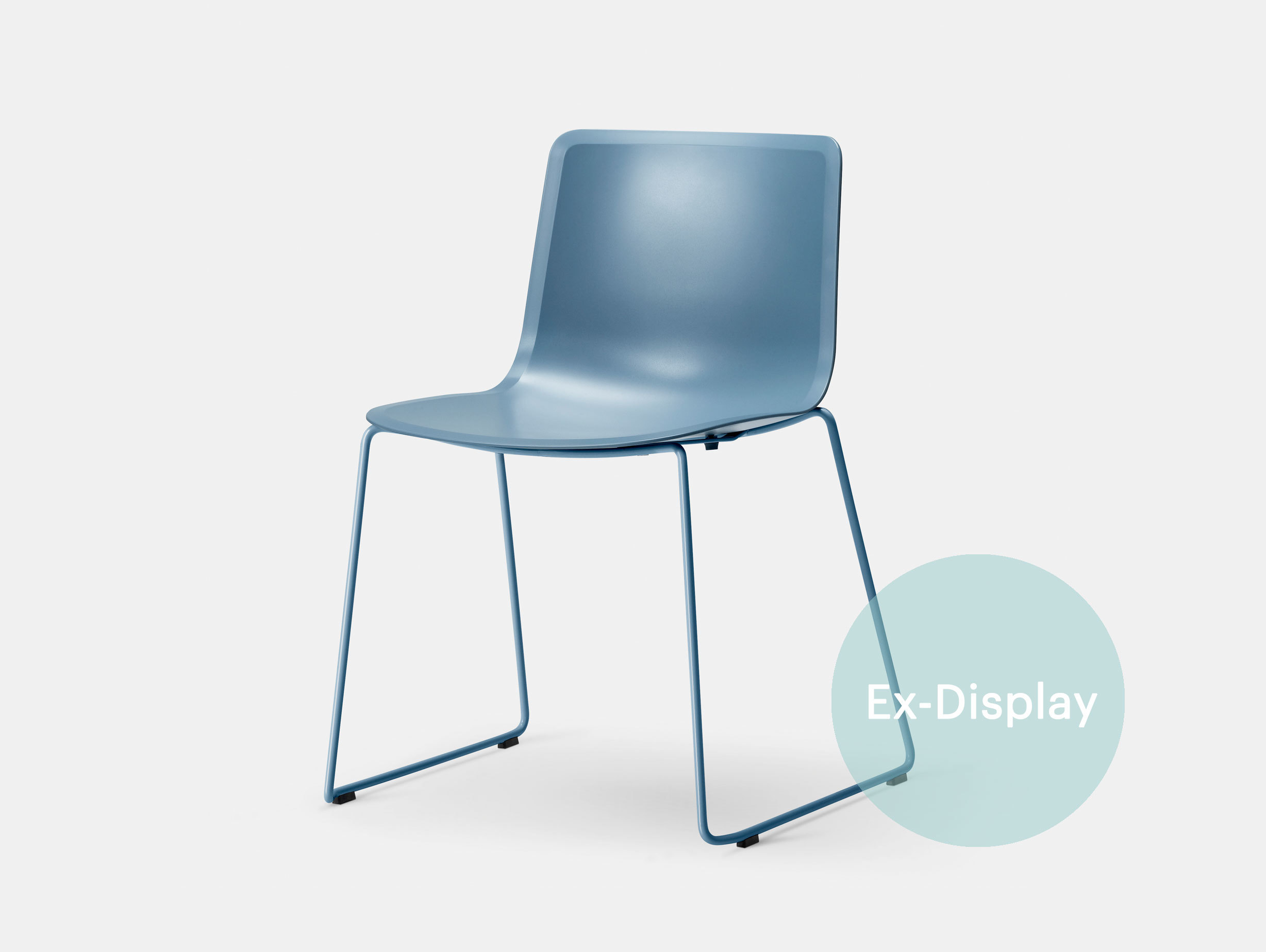 Fredericia Pato Sled Base Chair Ex Display