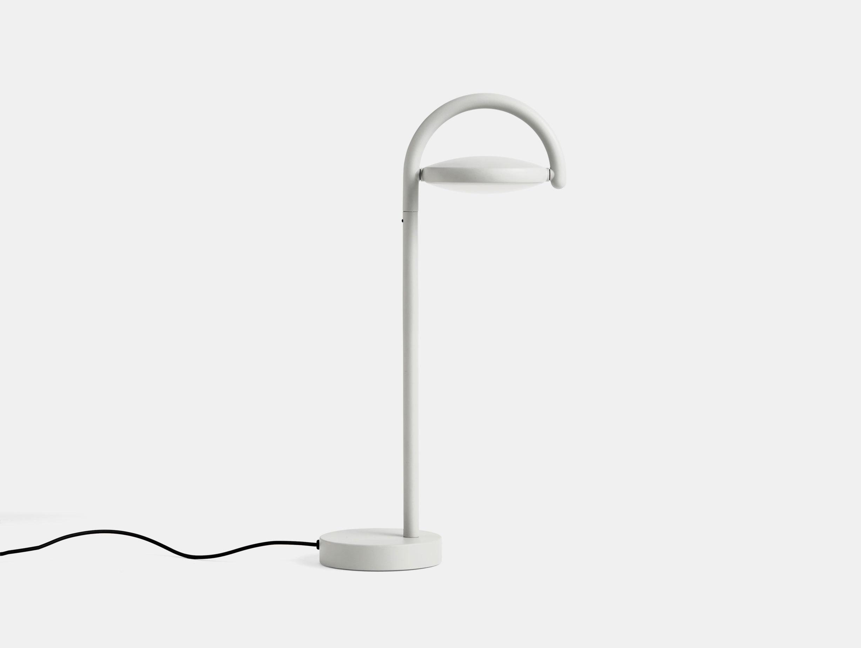 Hay Marselis Table Lamp Ash Grey