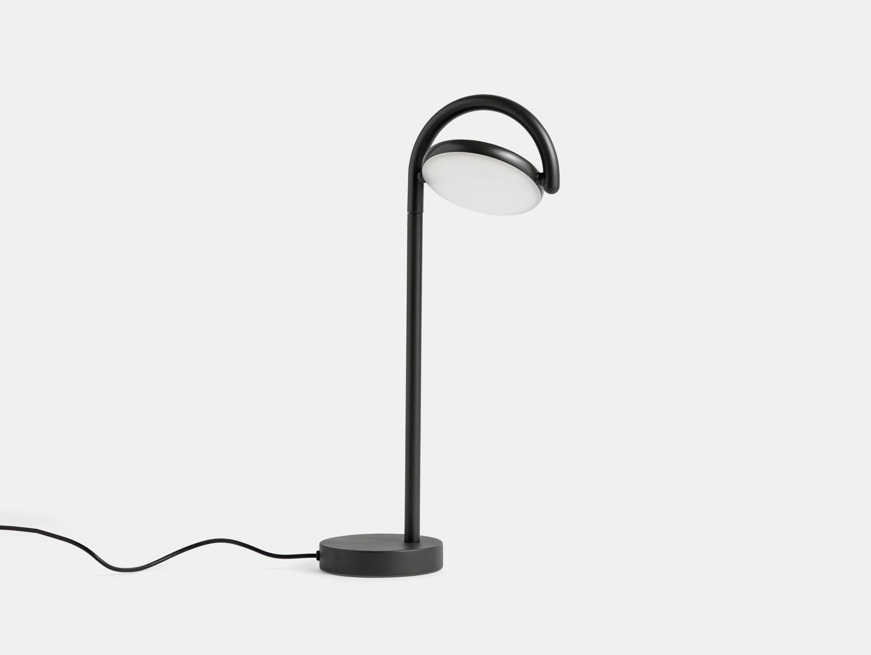 Hay Marselis Table Lamp Black