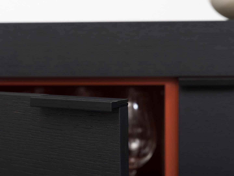 Pastoe L Series Joost Black Detail