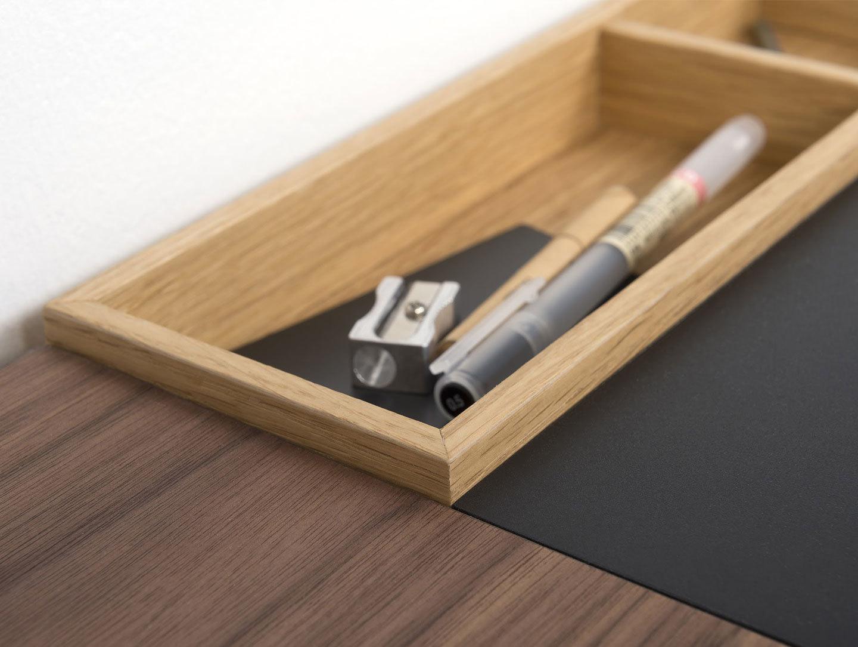 Pastoe Plato Desk Detail