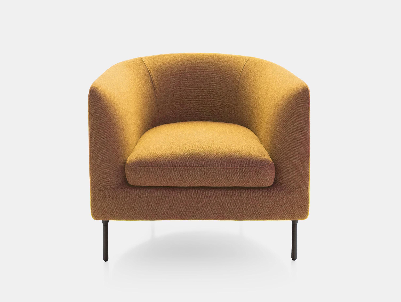 Bensen Delta Club armchair Divina