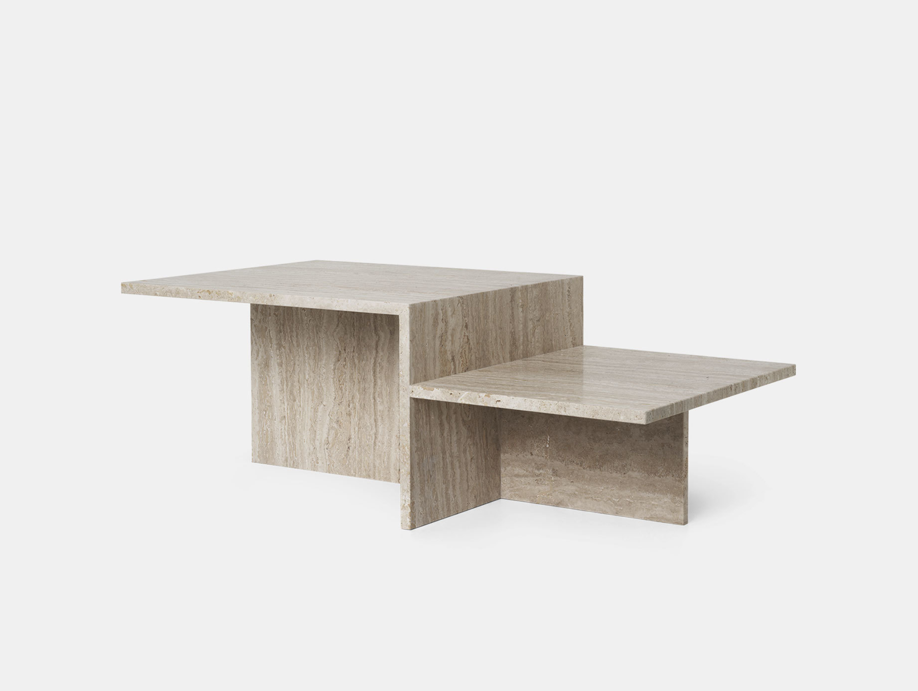 Ferm Distinct Coffee Table travertine