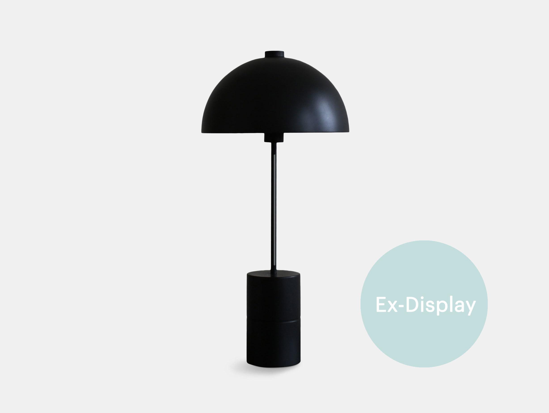 Handvark Studio Table Lamp black Laura Bilde ex display