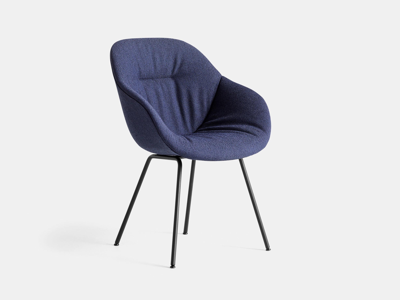 Hay AAC 127 Soft Chair Olavi black base Hee Welling