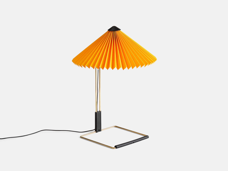 Hay Matin Table Lamp S Yellow Inga Sempe