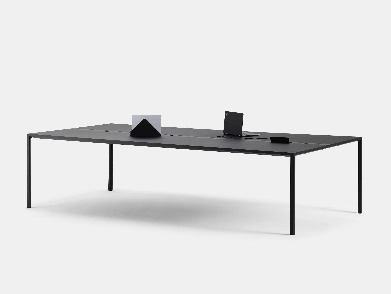 Hay New Order Table System Config 2 L 250 x D 100 x H 74 3 cm Stefan Diez