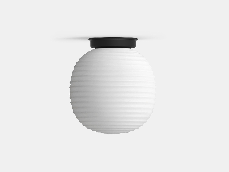New Works Copenhagen Lantern Globe Ceiling Lamp small Anderssen Voll