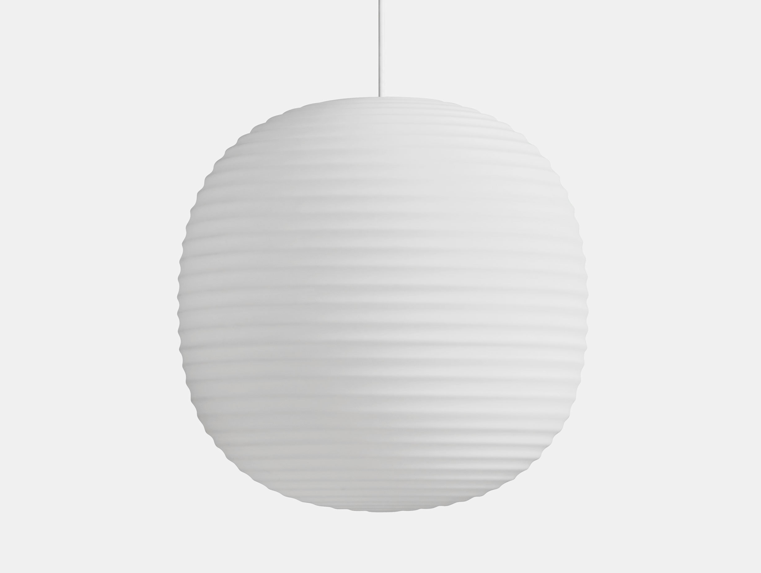 New Works Copenhagen Lantern Pendant Light large Anderssen Voll