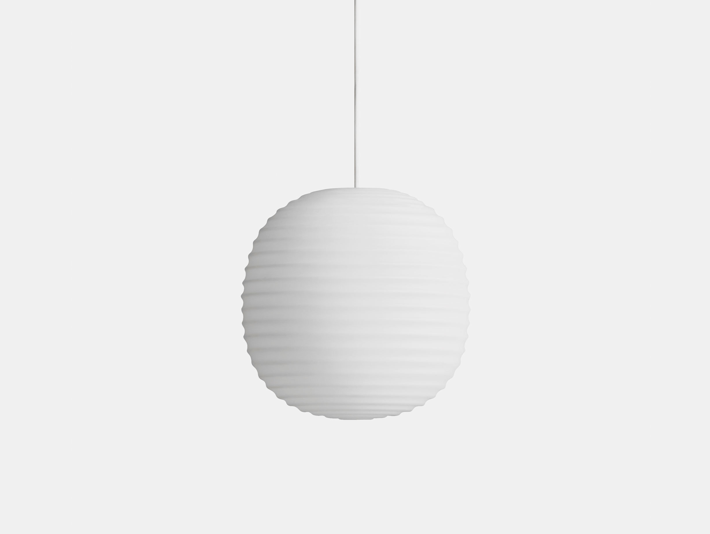 New Works Copenhagen Lantern Pendant Light small Anderssen Voll