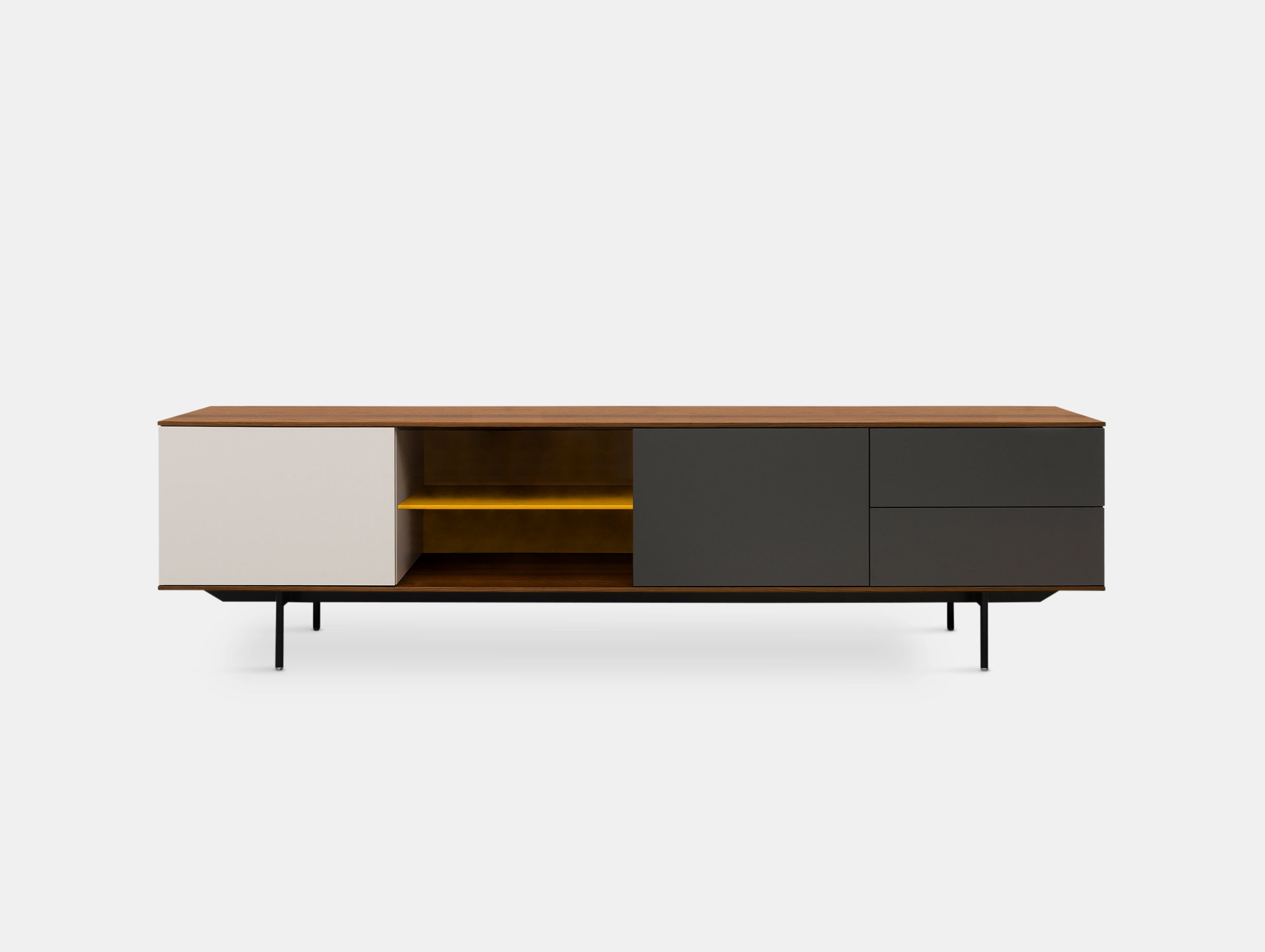 Pastoe Landscape Sideboard JS021 Shelf Ginger