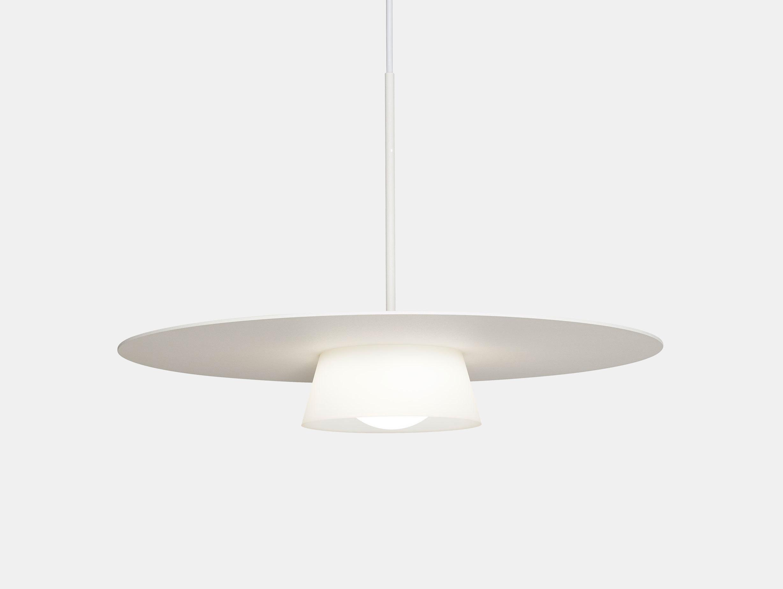 Terence Woodgate Sum Pendant Light white