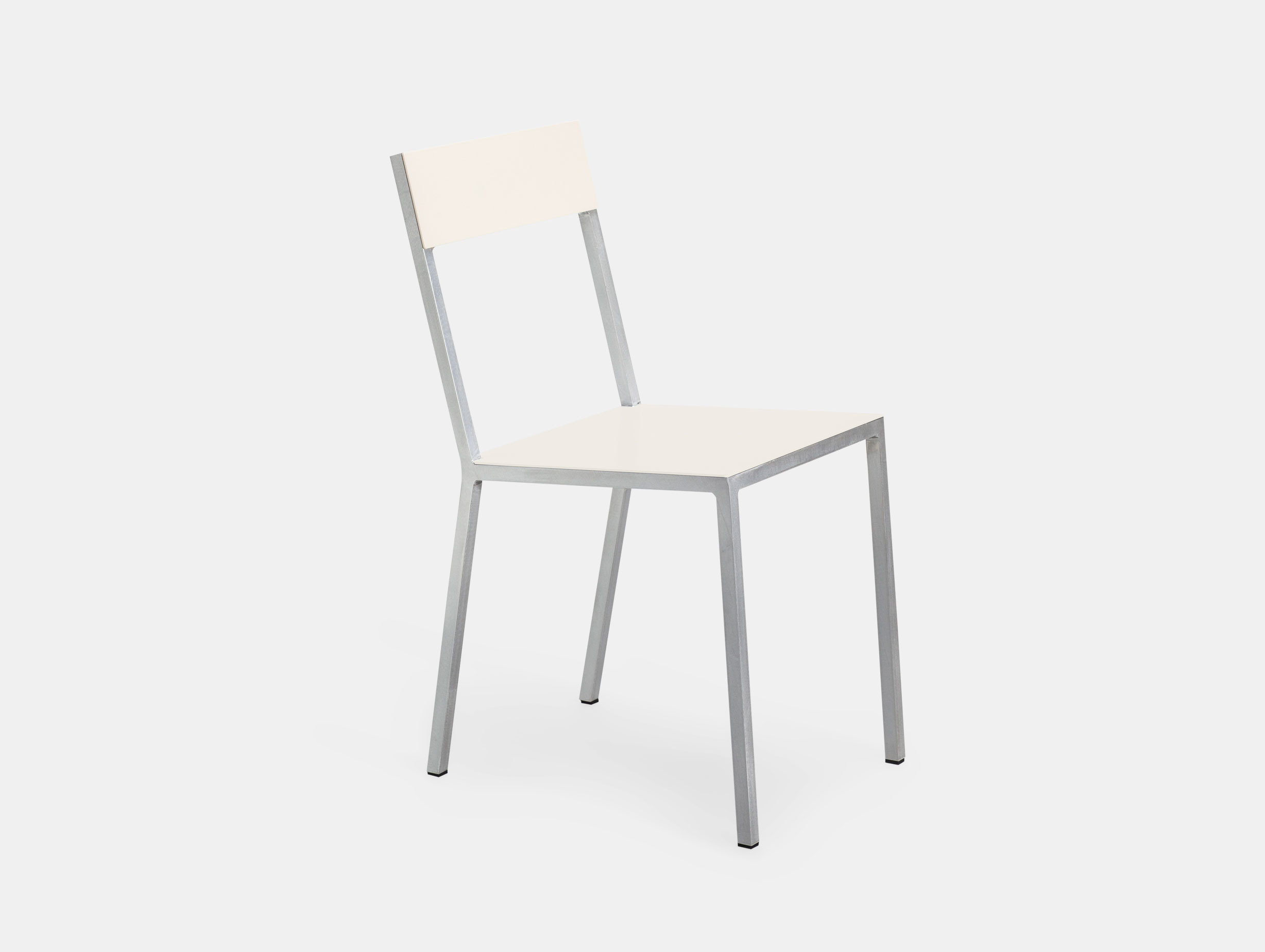 Valerie Objects Alu Chair Ivory Ivory Muller Van Severen