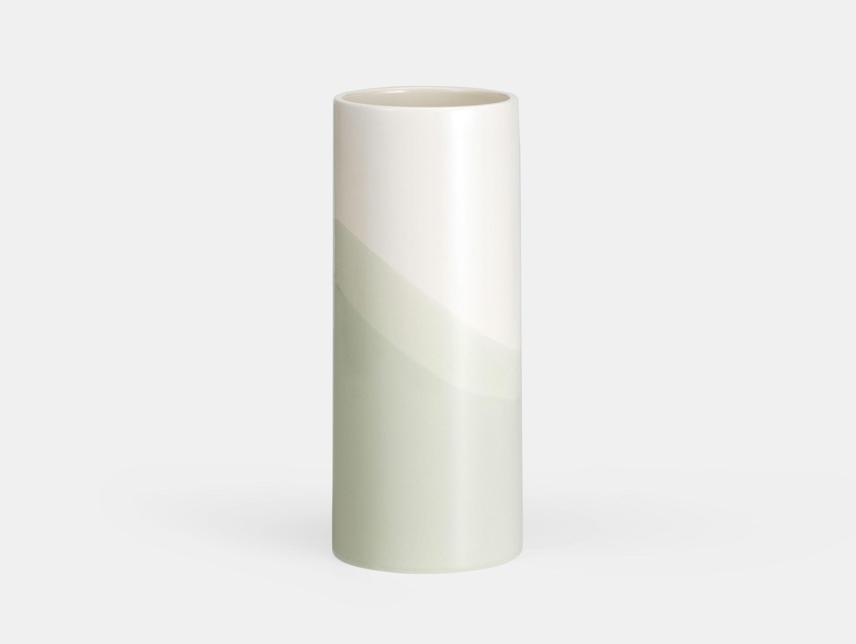 Vitra Herringbone Plain Vase Sand Raw Edges