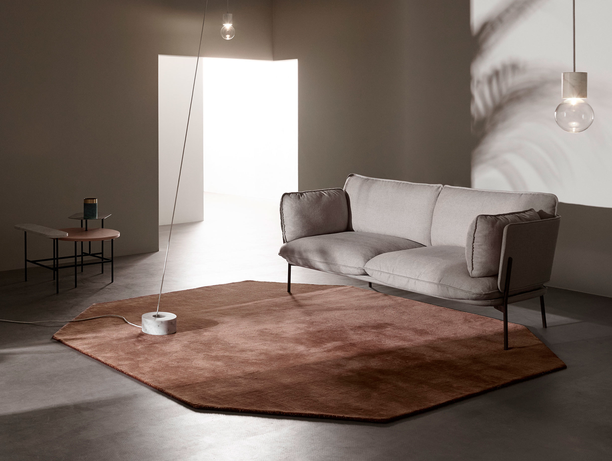 And Tradition The Moor Rug Ap6 All The Way To Paris Cloud Sofa