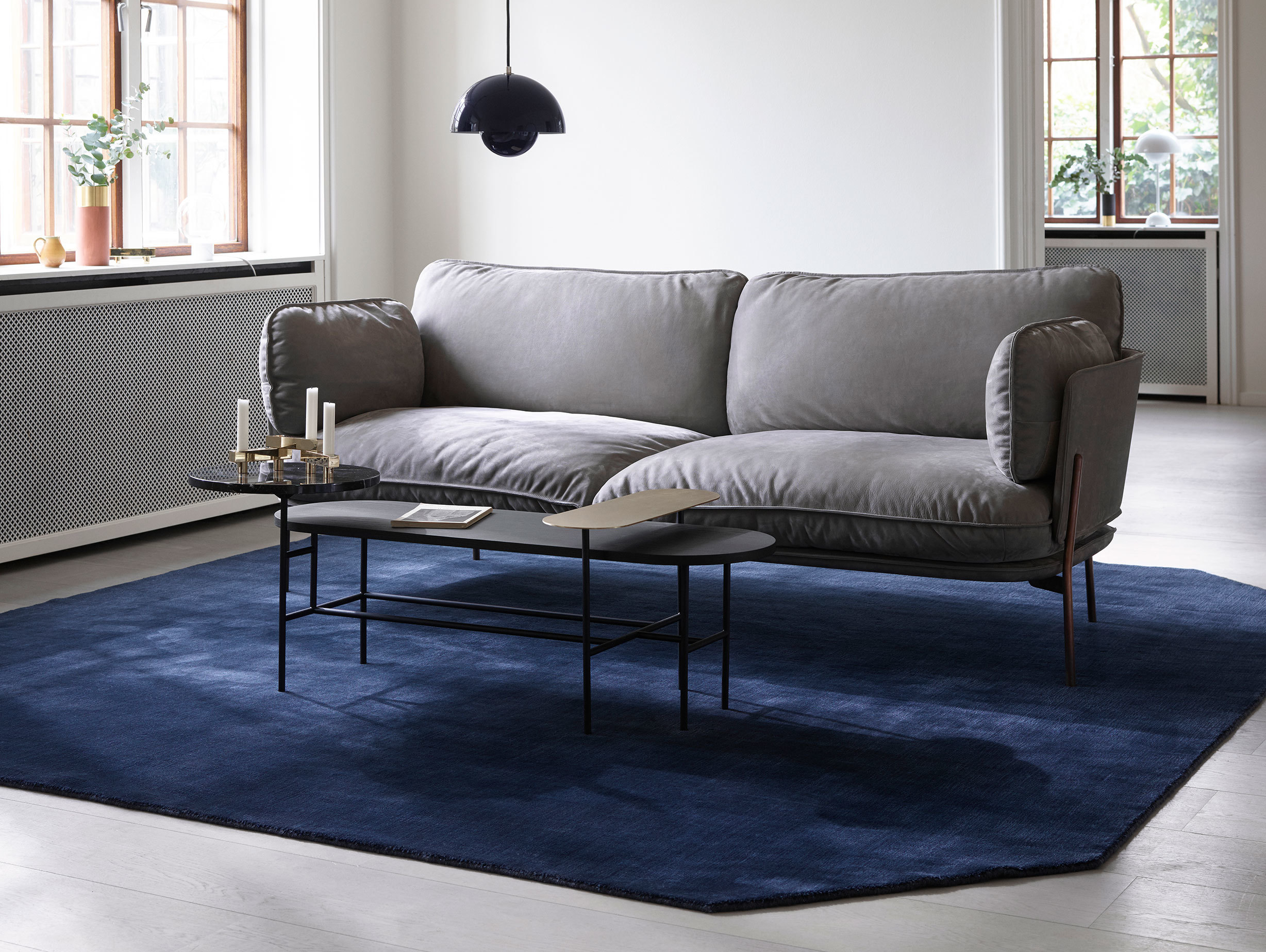And Tradition The Moor Rug Ap8 All The Way To Paris Cloud Sofa
