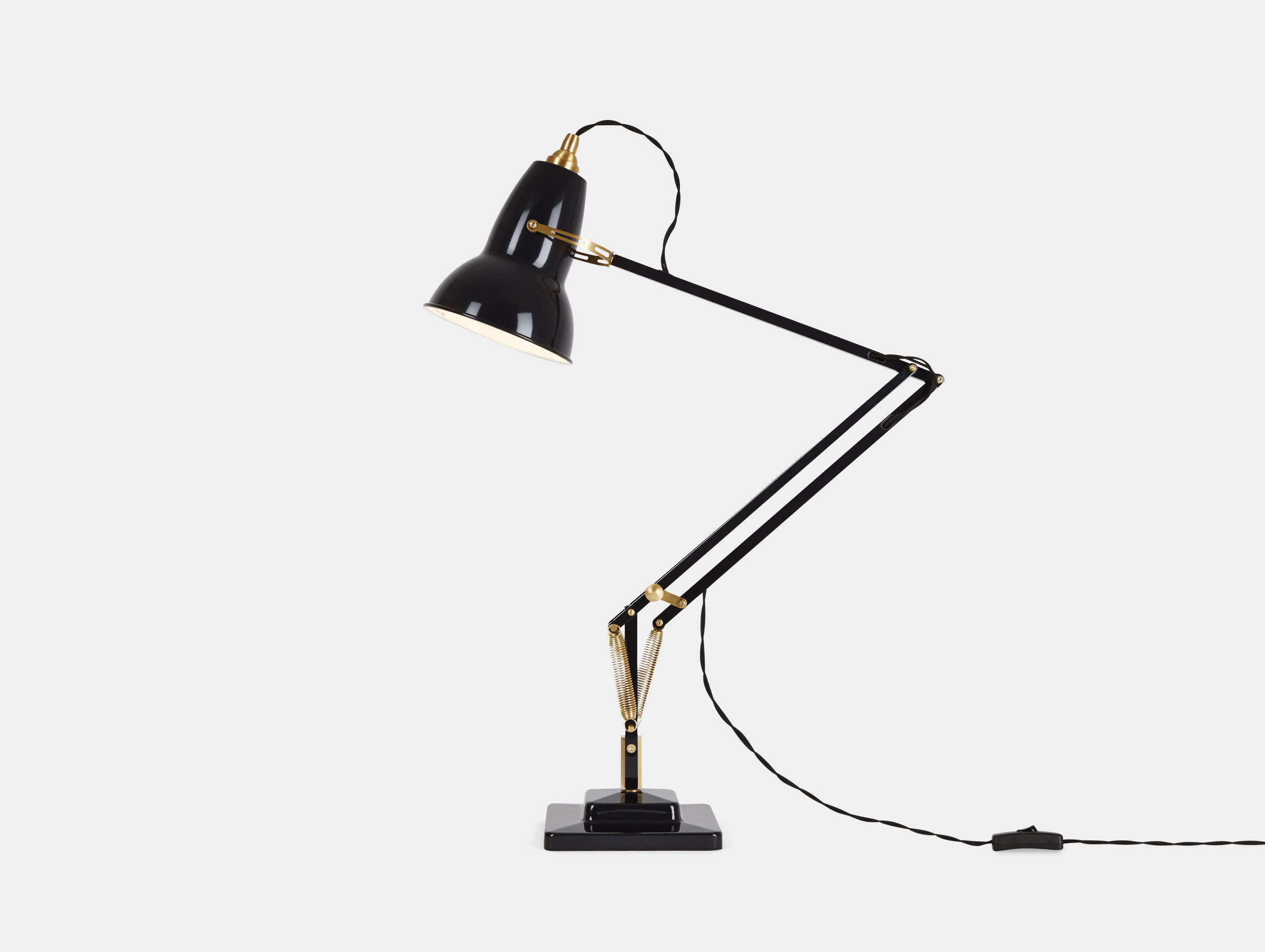 Anglepoise 1227 Brass Table Lamp image 2