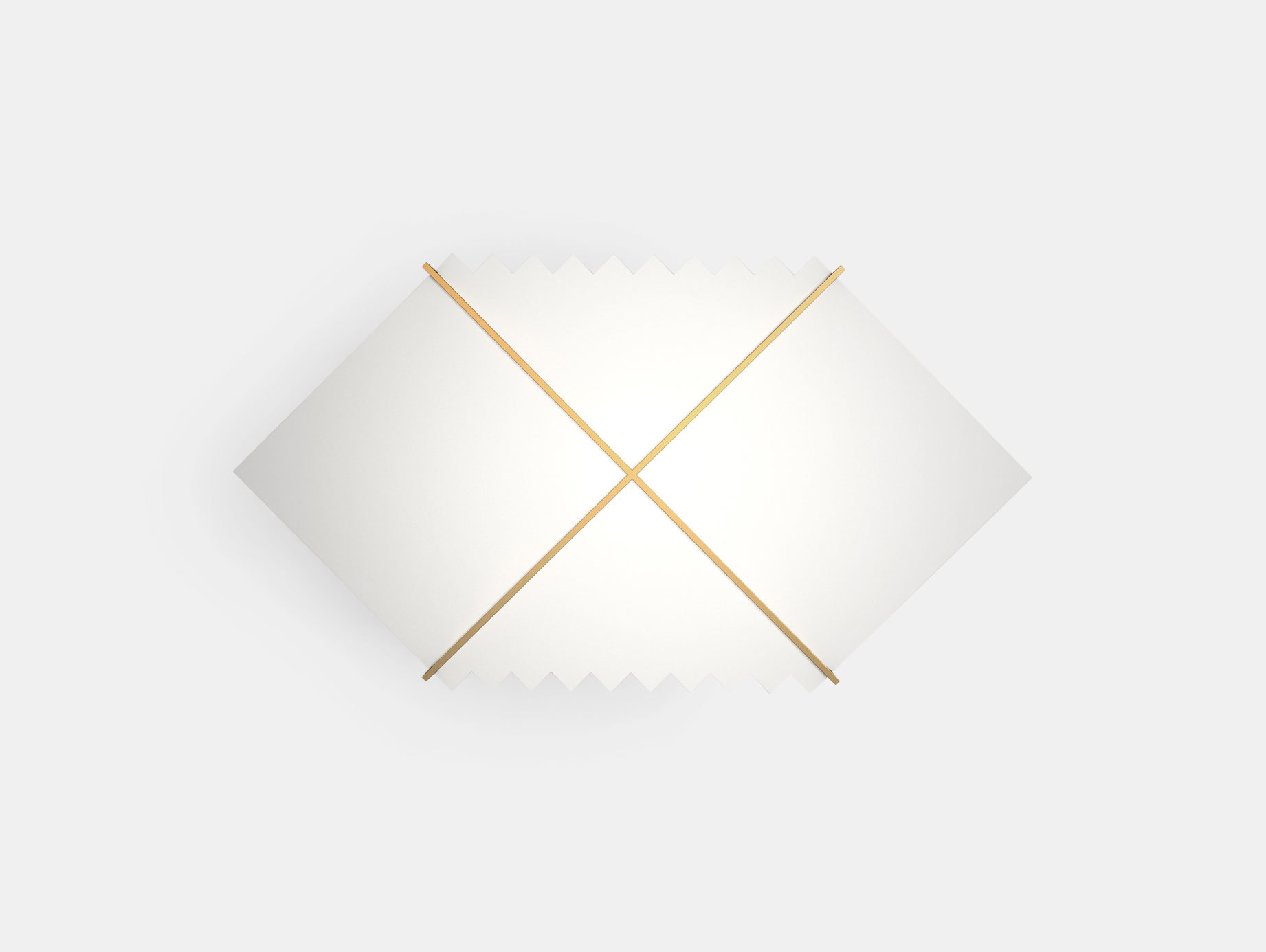 Atelier Areti Black Hole Wall Ceiling Light Brass Gwendolyn Guillane Kerschbaumer