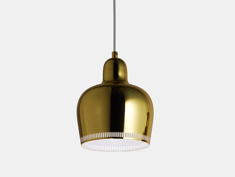 Golden Bell Pendant Light A330S image 2