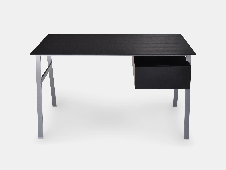 Homework Wood Top Desk image 2