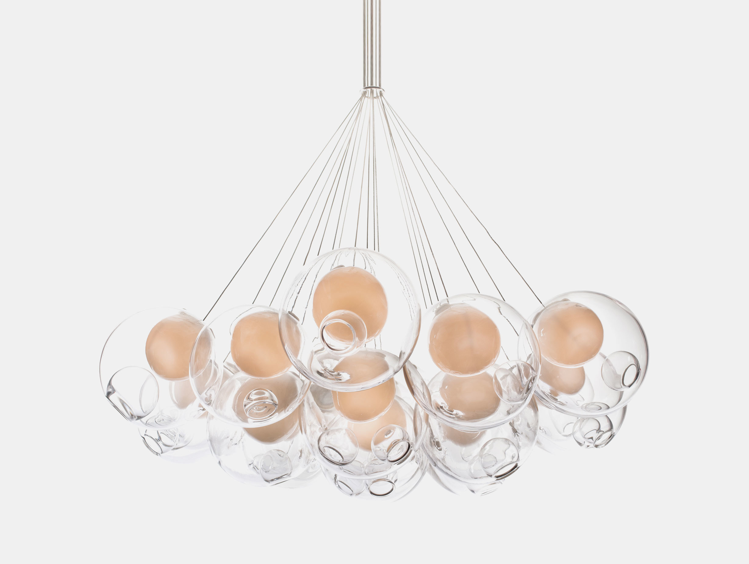 Bocci 28 Series Cluster Pendant Light Omer Arbel