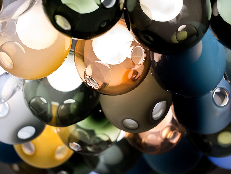 Bocci 28 Series Pendant Light Detail Omer Arbel