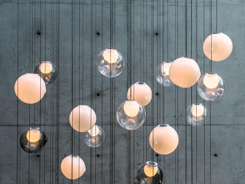 Bocci 28 Series Pendant Light Group Omer Arbel