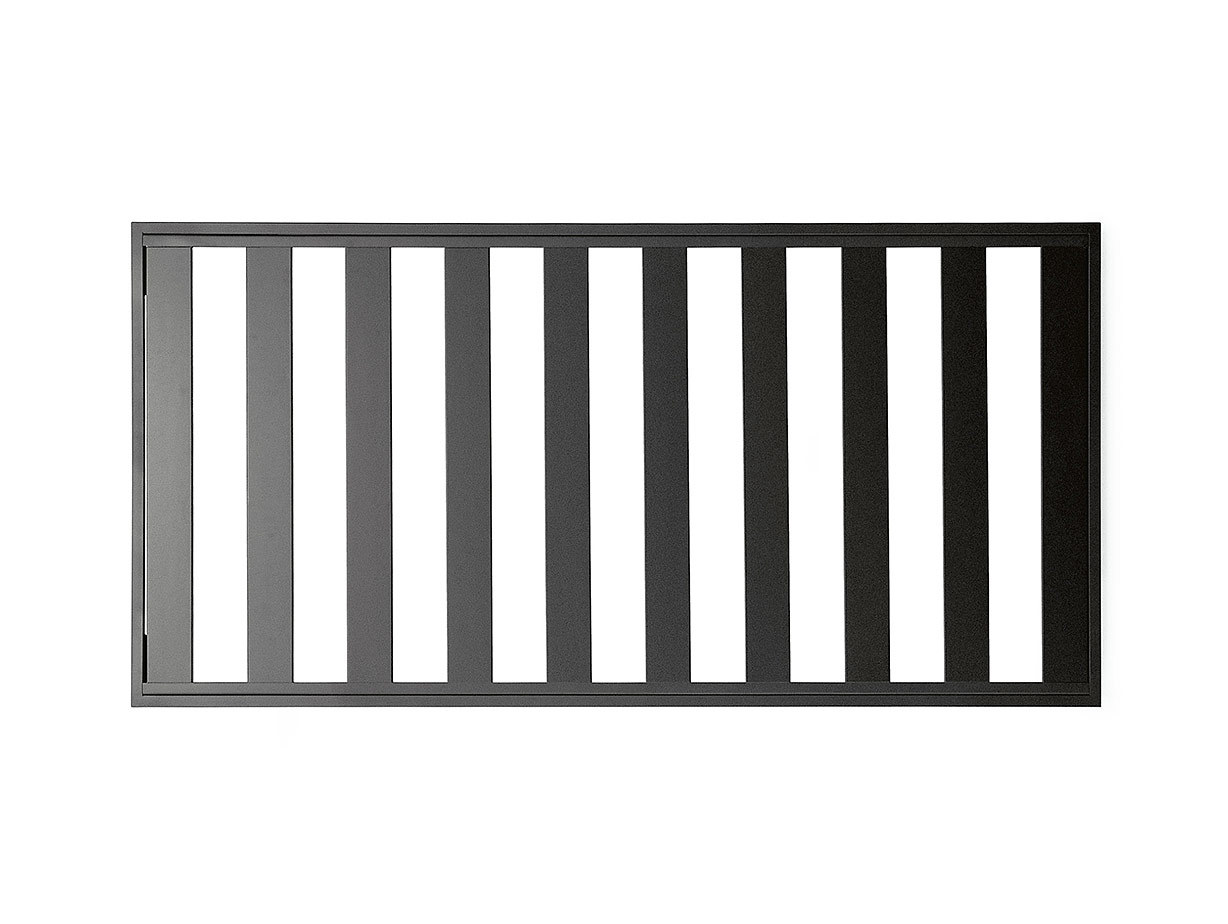 Cappellini Fronzoni 64 Bed Slats Anthracite A G  Fronzoni