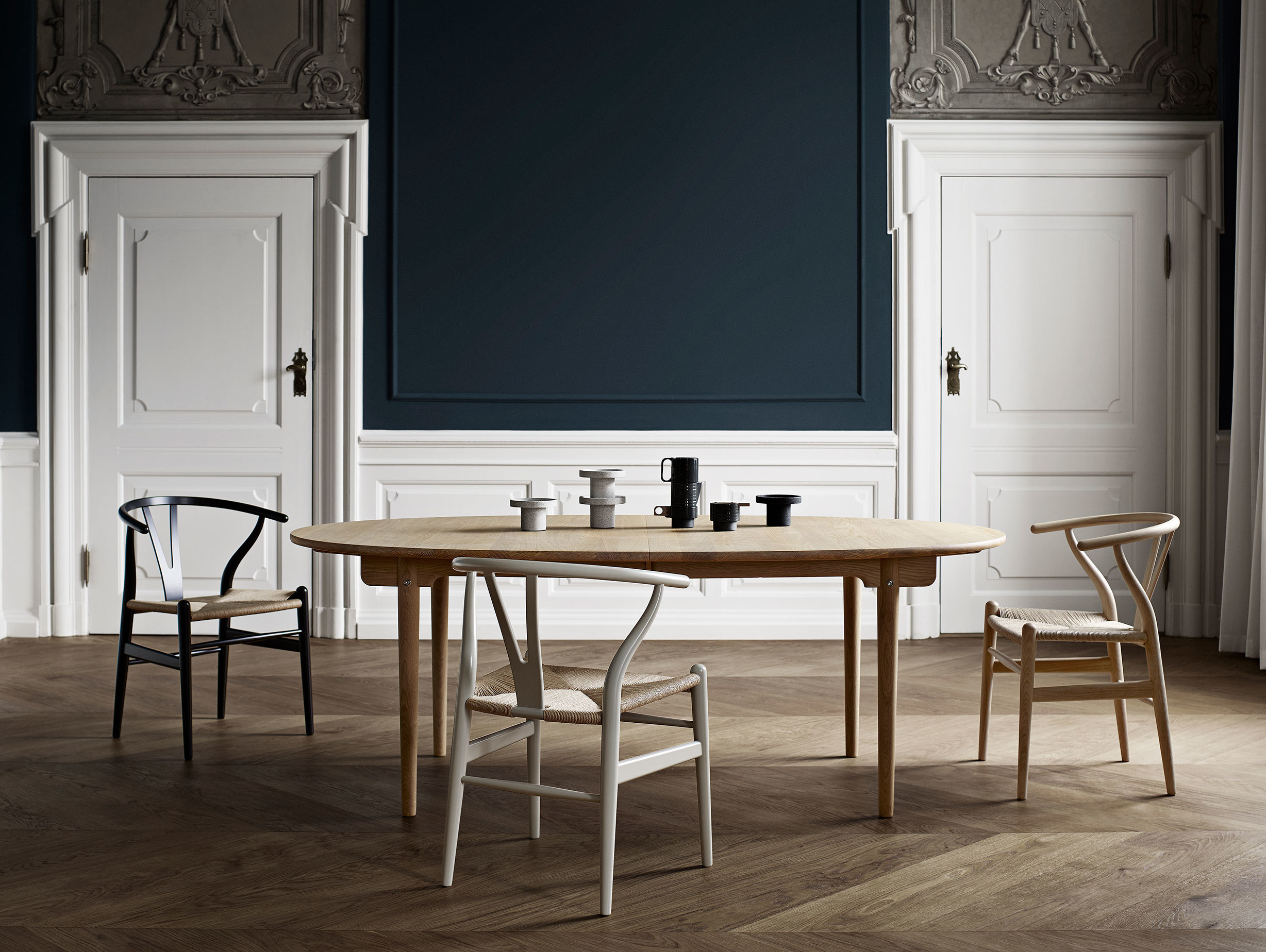 Carl Hansen Ch24 Wishbone Chair Hans Wegner 2