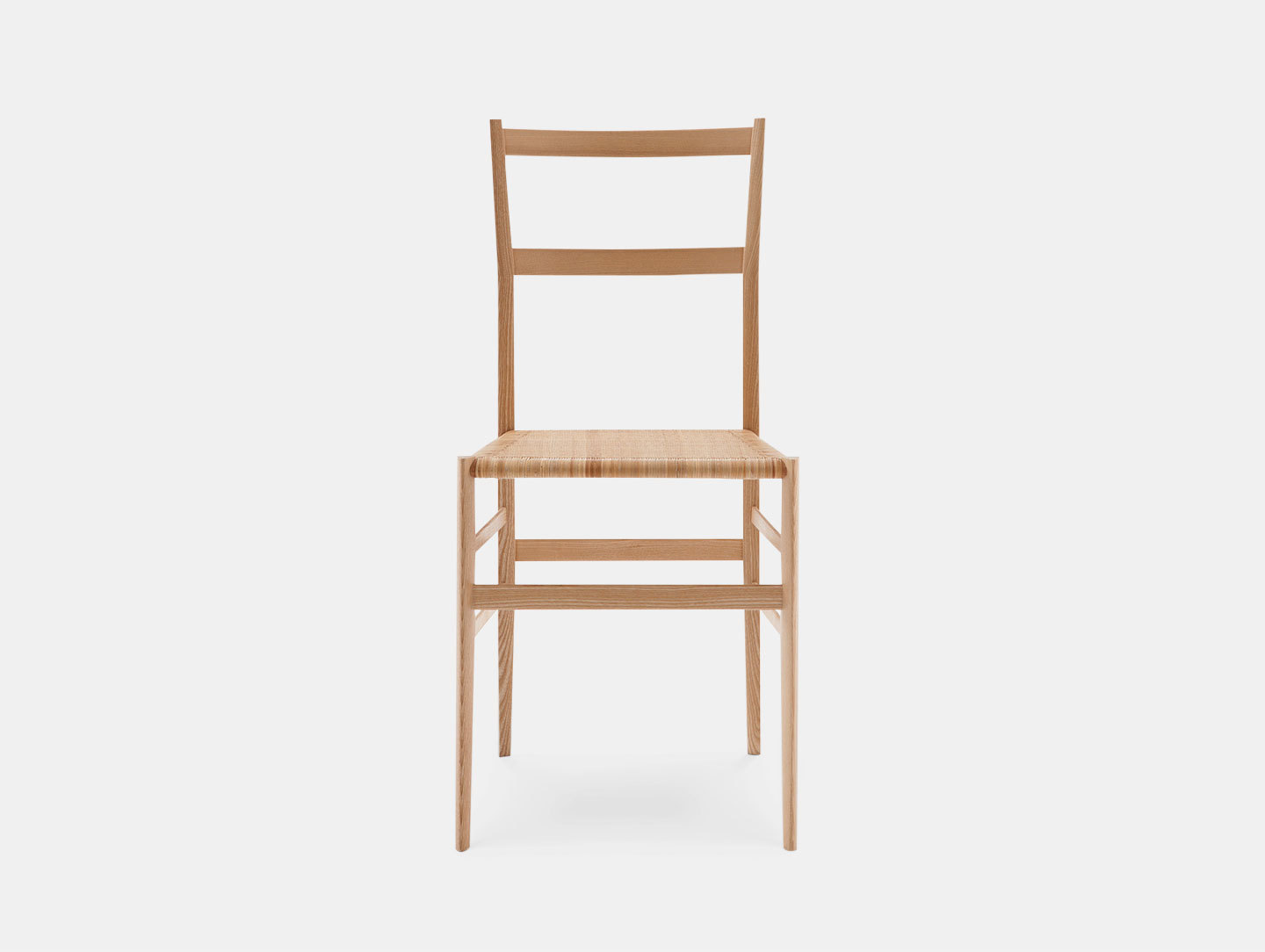Cassina Superleggera Chair Natural Ash Gio Ponti