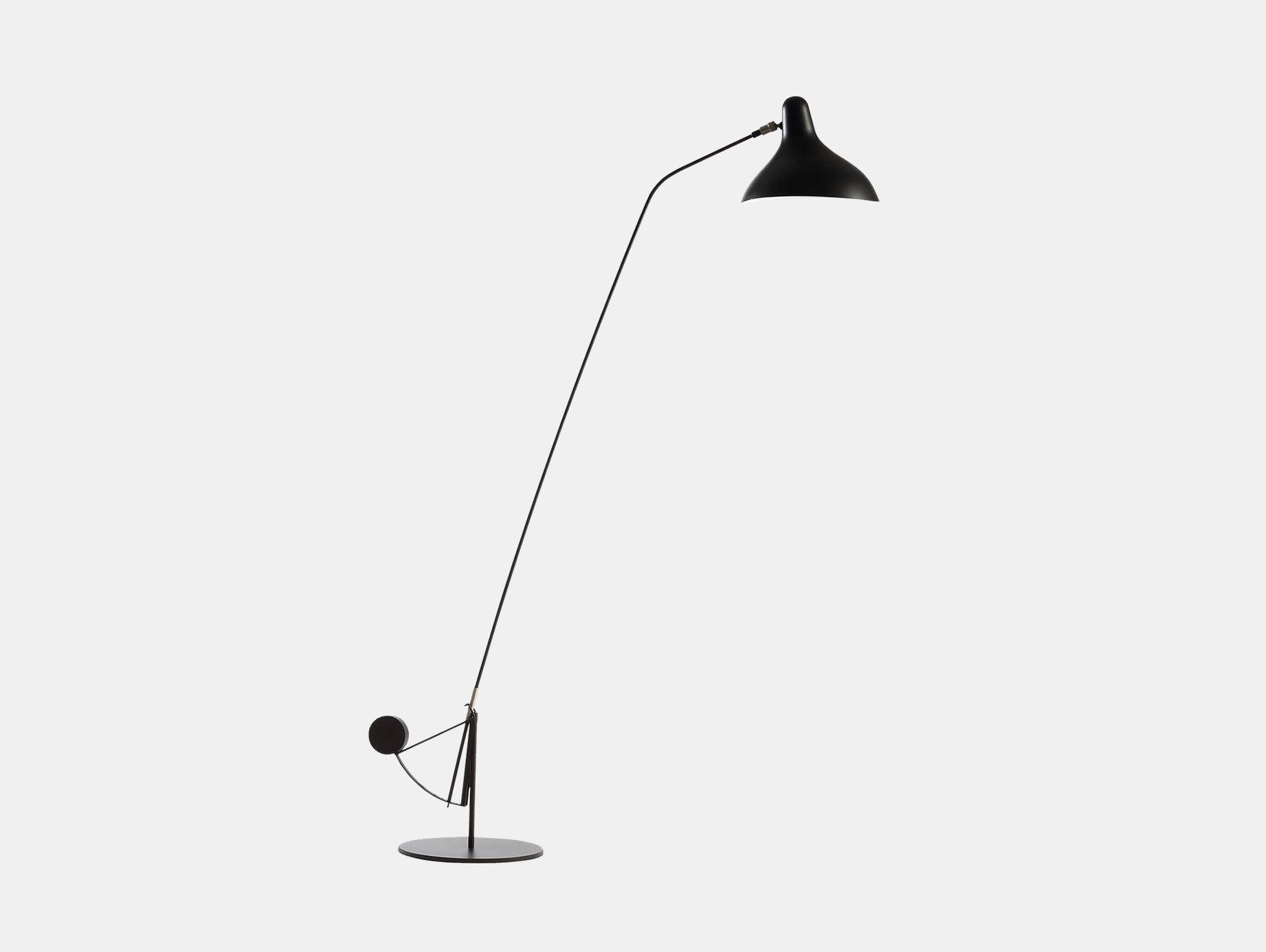 Dcw Mantis Bs1 B Floor Lamp Bernard Schottlander