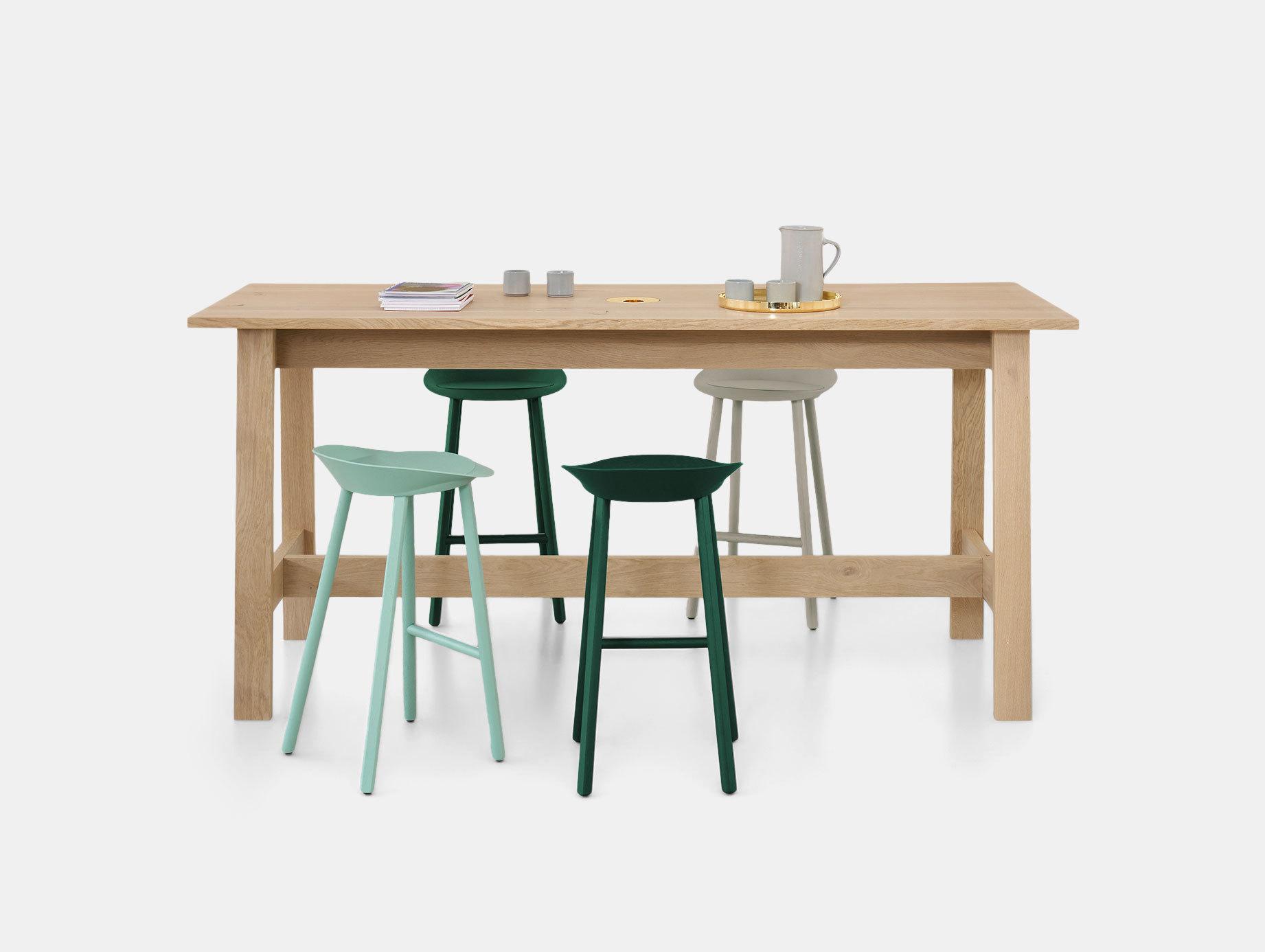 E15 Basis High Table David Chipperfield