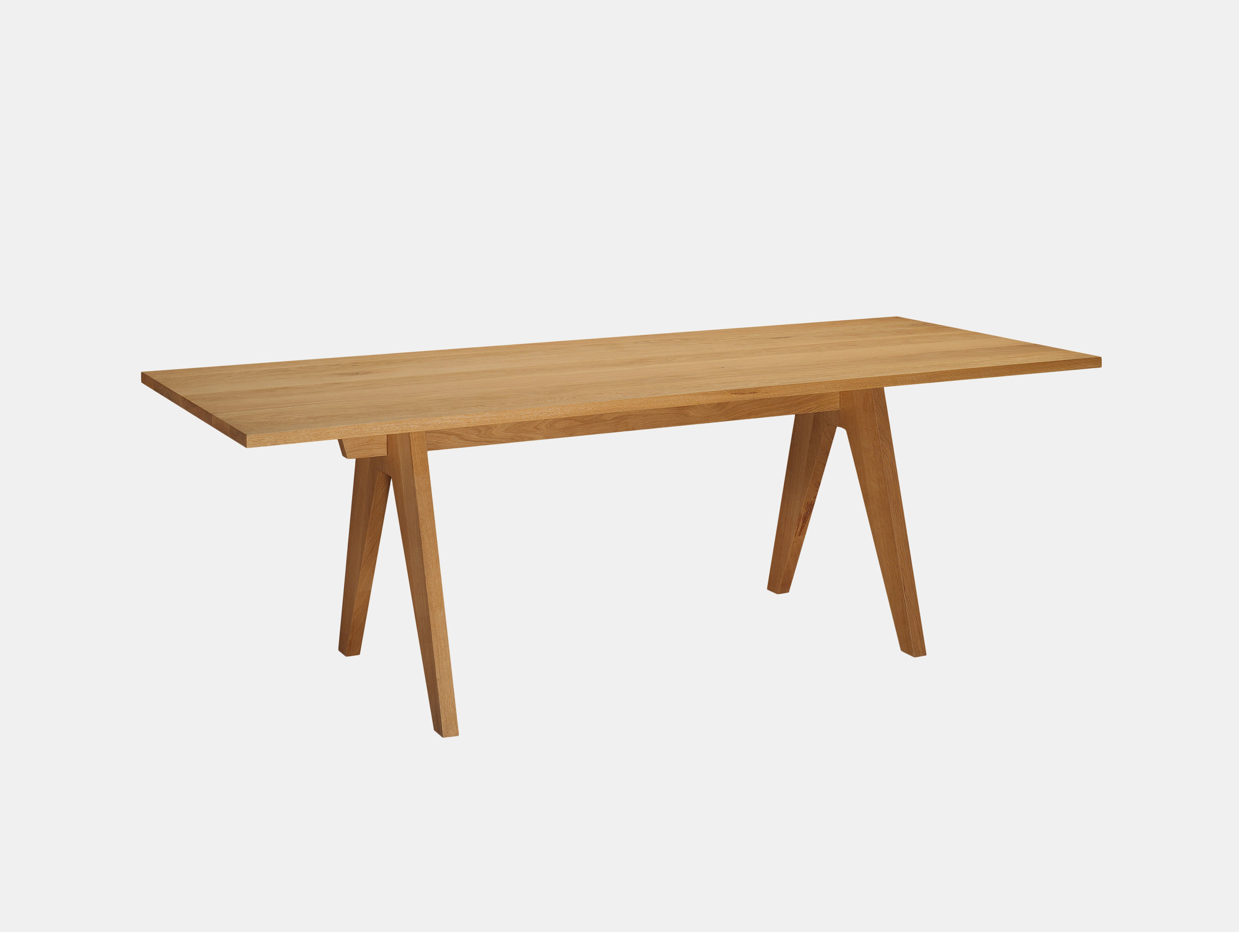 E15 Alden Table Oak Ferdinand Kramer