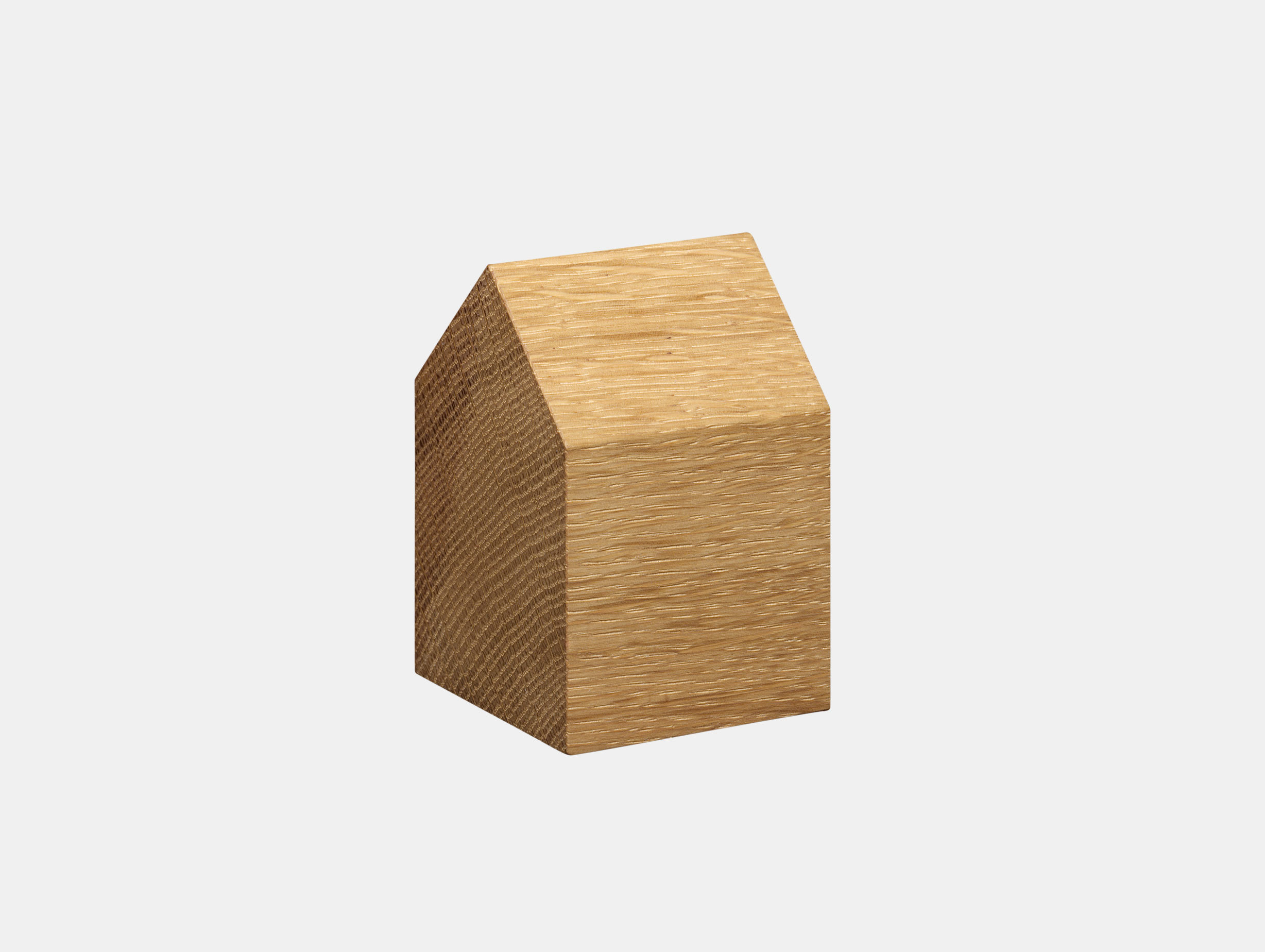 Haus Paperweight - Wood image 7