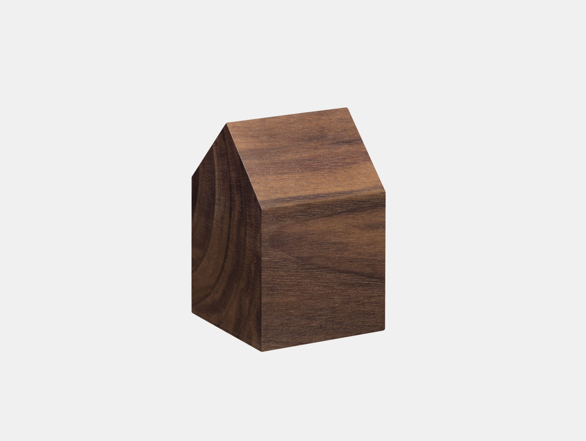Haus Paperweight - Wood image 8