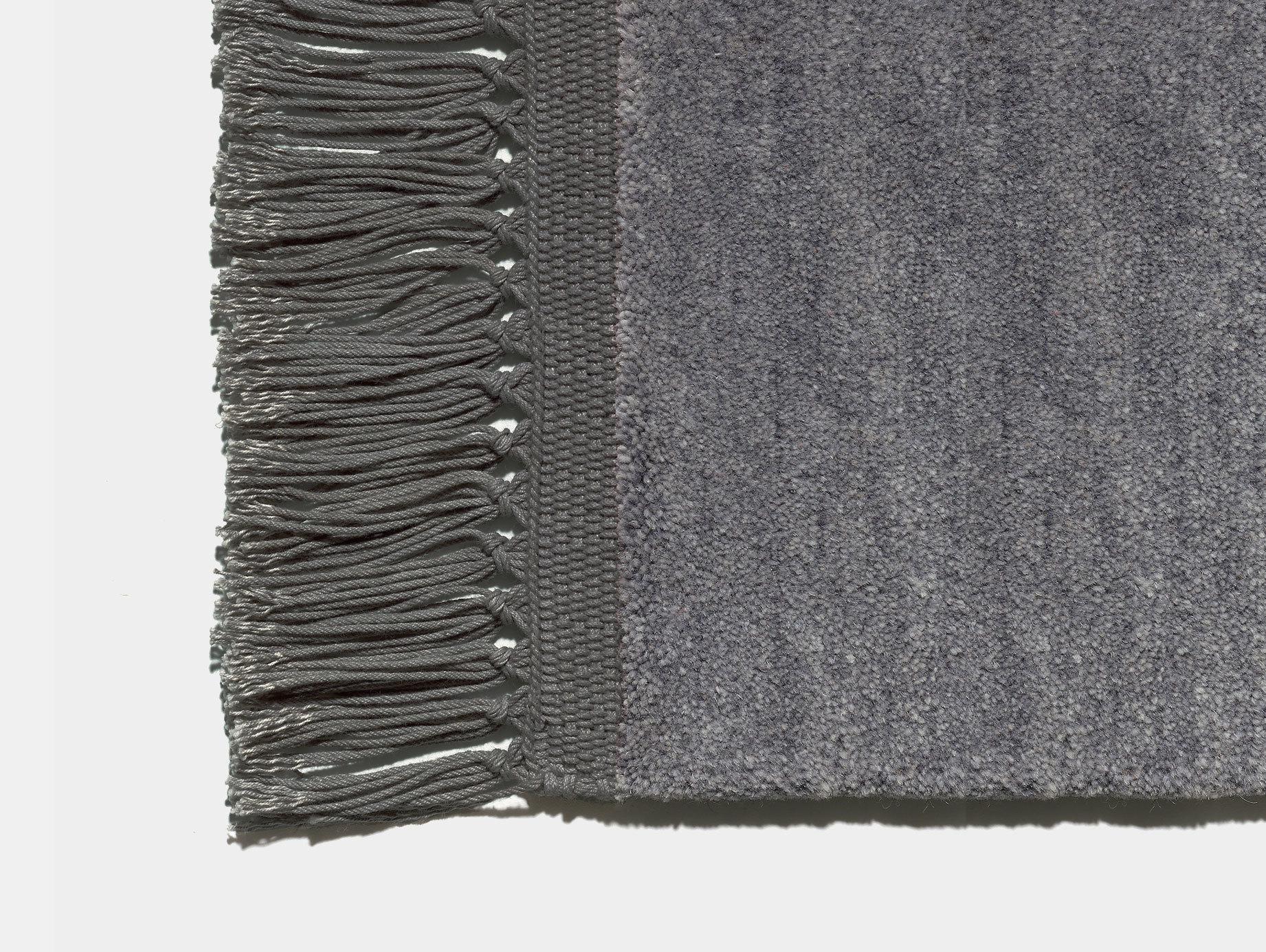 E15 Kavir Rug Graphite Grey Slate Grey Philipp Mainzer Farah Ebrahimi