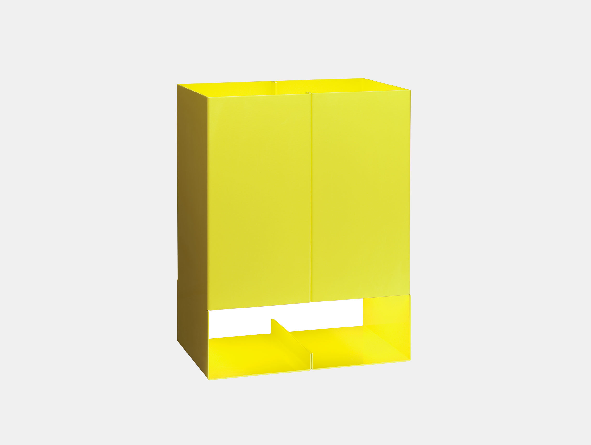 E15 Seam Two Table Light Sulfur Yellow Mark Holmes