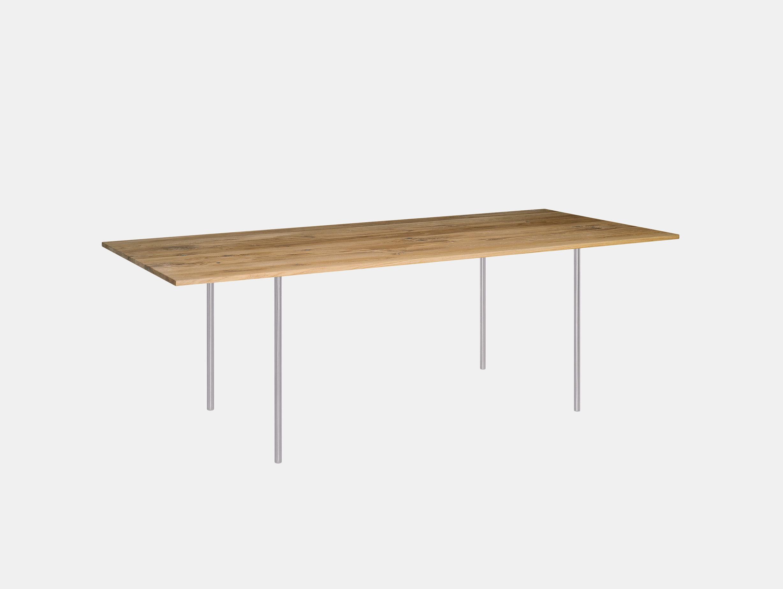 E15 Anton Table Oak Philipp Mainzer